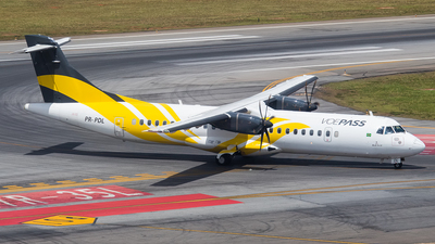 PR-PDL - ATR 72-212A(600) - VoePass Linhas A�reas