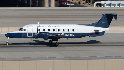 N253GL - Beech 1900D - Great Lakes Airlines