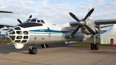 01 - Antonov An-30 - Russia - Air Force