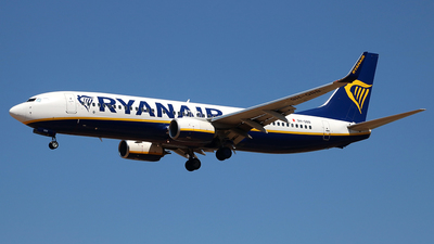 9H-QBB - Boeing 737-8AS - Ryanair (Malta Air)