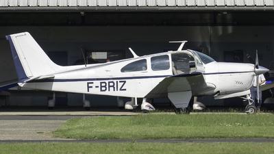 A picture of FBRIZ - Beech E33A Bonanza - [CE271] - © Olivier Landes