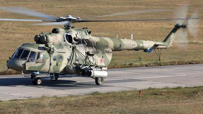 RF-90667 - Mil Mi-8AMTSh Hip - Russia - Air Force