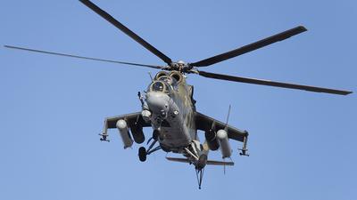 RF-93571 - Mil Mi-24P Hind F - Russia - Air Force