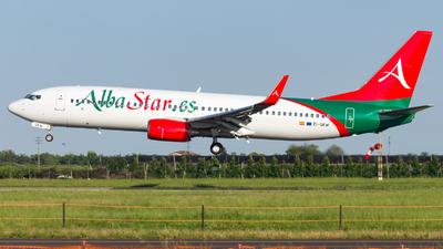 EI-GKW - Boeing 737-800 - AlbaStar