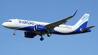 F-WWIZ - Airbus A320-271N - IndiGo Airlines