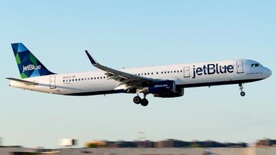 A picture of N971JT - Airbus A321231 - JetBlue Airways - © Luis Bastardo