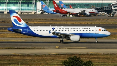 B-6620 - Airbus A320-214 - Chongqing Airlines