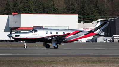 N285KT - Pilatus PC-12/47E - Private
