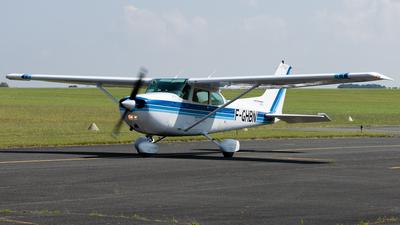 F-GHBN - Reims-Cessna F172N Skyhawk II - Aéroclub Brocard - Etampes