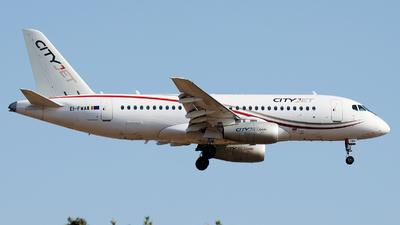 EI-FWA - Sukhoi Superjet 100-95B - CityJet