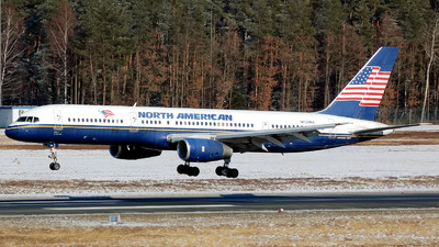 N752NA - Boeing 757-28A - North American Airlines