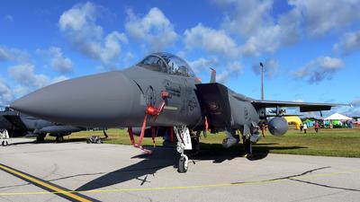 91-0300 - McDonnell Douglas F-15E Strike Eagle - United States - US Air Force (USAF)