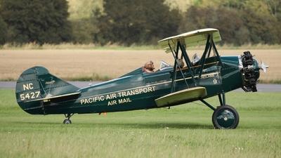 NC5427 - Travel Air 4000 - Private