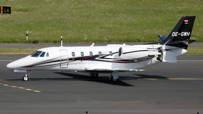 OE-GWH - Cessna 560XL Citation XLS Plus - Salzburg Jet Aviation