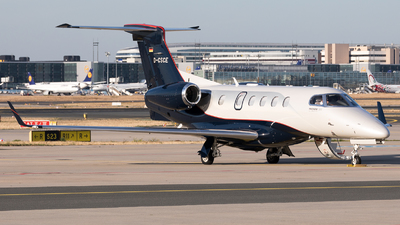 D-CSCE - Embraer 505 Phenom 300 - Luxaviation Germany