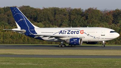 F-WNOV - Airbus A310-304 - Novespace