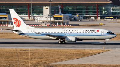 B-2672 - Boeing 737-89L - Air China