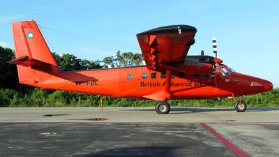 VP-FBL - De Havilland Canada DHC-6-300 Twin Otter - British Antarctic Survey