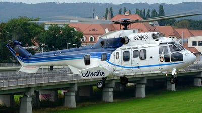 82-03 - Eurocopter AS 532U2 Cougar - Germany - Air Force