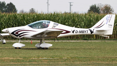 D-MBYT - Flying Machines FM250 Vampire - Private