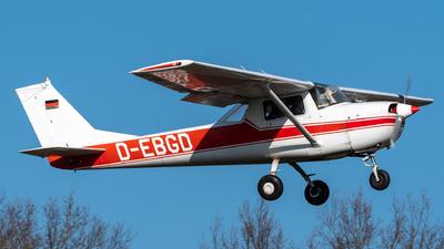 D-EBGD - Reims-Cessna F150J - Private