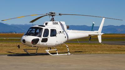 ZK-IMK - Eurocopter AS 350BA Ecureuil - Garden City Helicopters