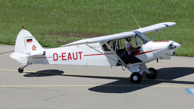 D-EAUT - Piper PA-18-150 Super Cub - Private