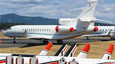 OY-EJD - Dassault Falcon 7X - Air Alsie