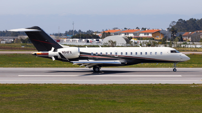 N94FX - Bombardier BD-700-1A10 Global Express XRS - Flexjet