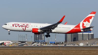 A picture of CFMWP - Boeing 767333(ER) - [25583] - © Tianyi Liu