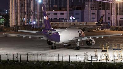 N660FE - Airbus A300F4-605R - FedEx