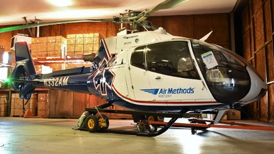 A picture of N332AM - Airbus Helicopters H130 - [4658] - © Matt Skelton