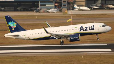A picture of PRYRI - Airbus A320251N - Azul Linhas Aereas - © Pedro Bonatto - pedrobonatto_spotter