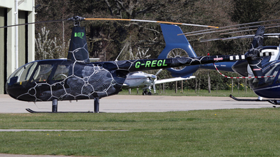 G-REGL - Robinson R44 Raven II - Private