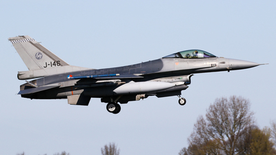 J-146 - General Dynamics F-16AM Fighting Falcon - Netherlands - Royal Air Force