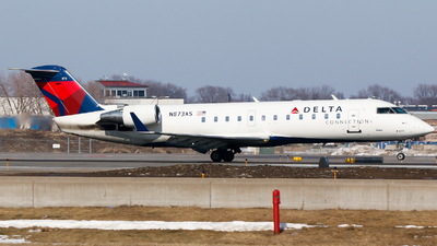 N873AS - Bombardier CRJ-200ER - Delta Connection (SkyWest Airlines)