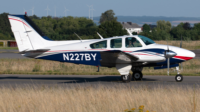 N227BY - Beechcraft 95-B55 Baron - Private