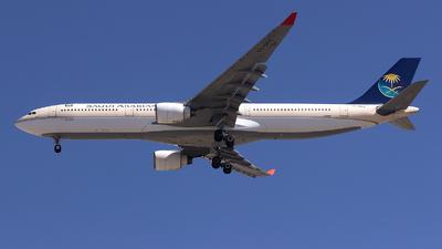 TC-OCC - Airbus A330-322 - Saudi Arabian Airlines (Onur Air)