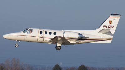 PH-DEZ - Cessna 501 Citation SP - Stella Aviation Charter