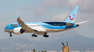 A picture of GTUII - Boeing 7878 Dreamliner - TUI fly - © Aitor Martinez Nieves