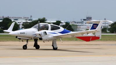 F20-5/52 - Diamond DA-42 Twin Star - Thailand - Royal Thai Air Force