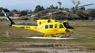 A picture of ECMXO - Bell 212 - [30598] - © Fabrizio Spicuglia