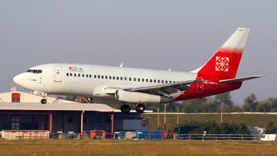 HA-LEW - Boeing 737-2K2C(Adv) - CityLine Hungary