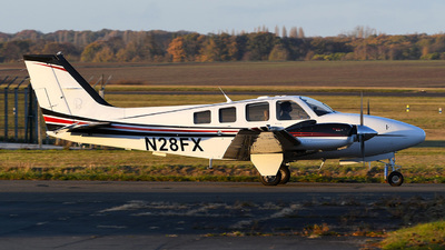 N28FX - Beechcraft G58 Baron - Private