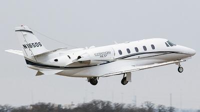 A picture of N165DS - Cessna 560XL Citation Excel XLS+ - [5606175] - © Orlando Suarez