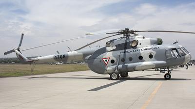 1708 - Mil Mi-17 Hip - Mexico - Air Force