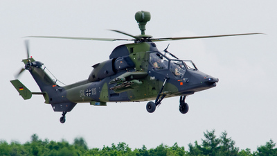 74-15 - Eurocopter EC 665 Tiger UHT - Germany - Army