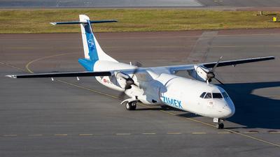 HB-AFM - ATR 72-202(F) - Zimex Aviation