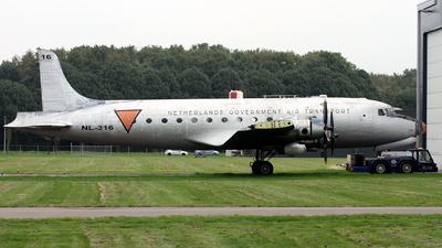 NL-316 - Douglas C-54A Skymaster - Netherlands - Government