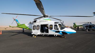 N856AH - Agusta-Westland AW-139 - Saudi Aramco Aviation